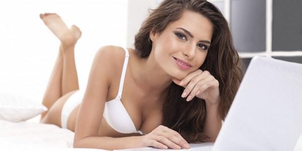 Rencontre sexe d'une nana canon sur internet